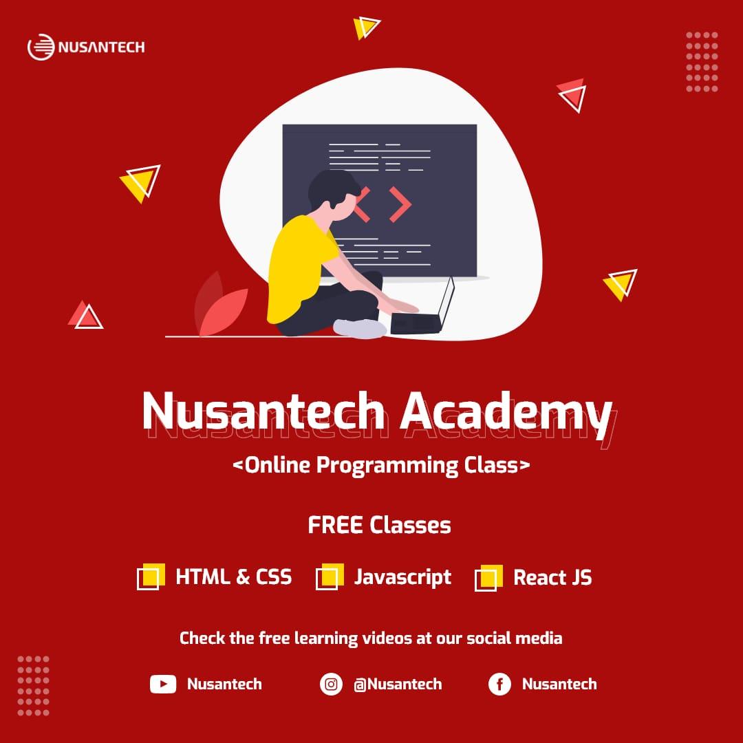 Nusantech Academy