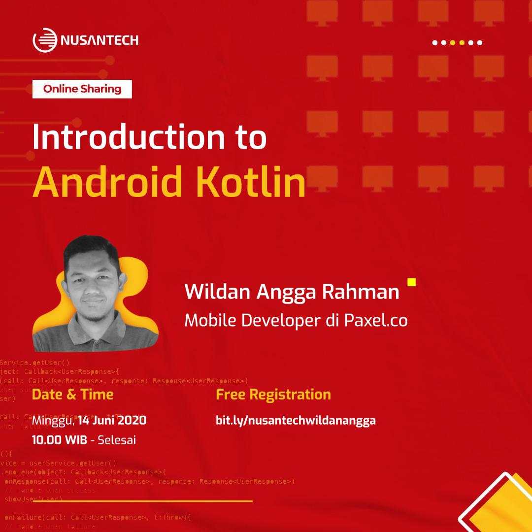 Introduction to Android Kotlin