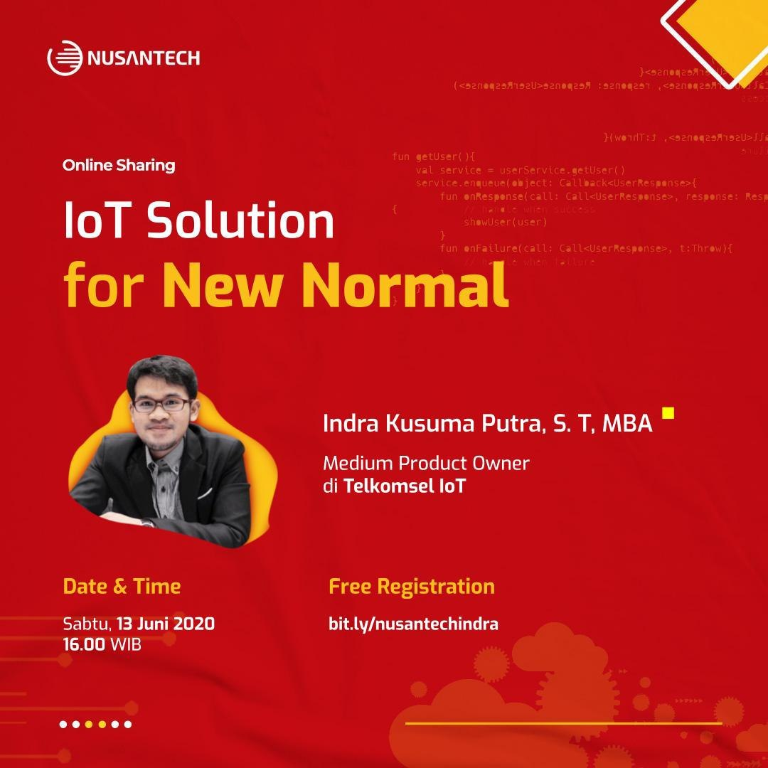 IoT Solution for New Normal