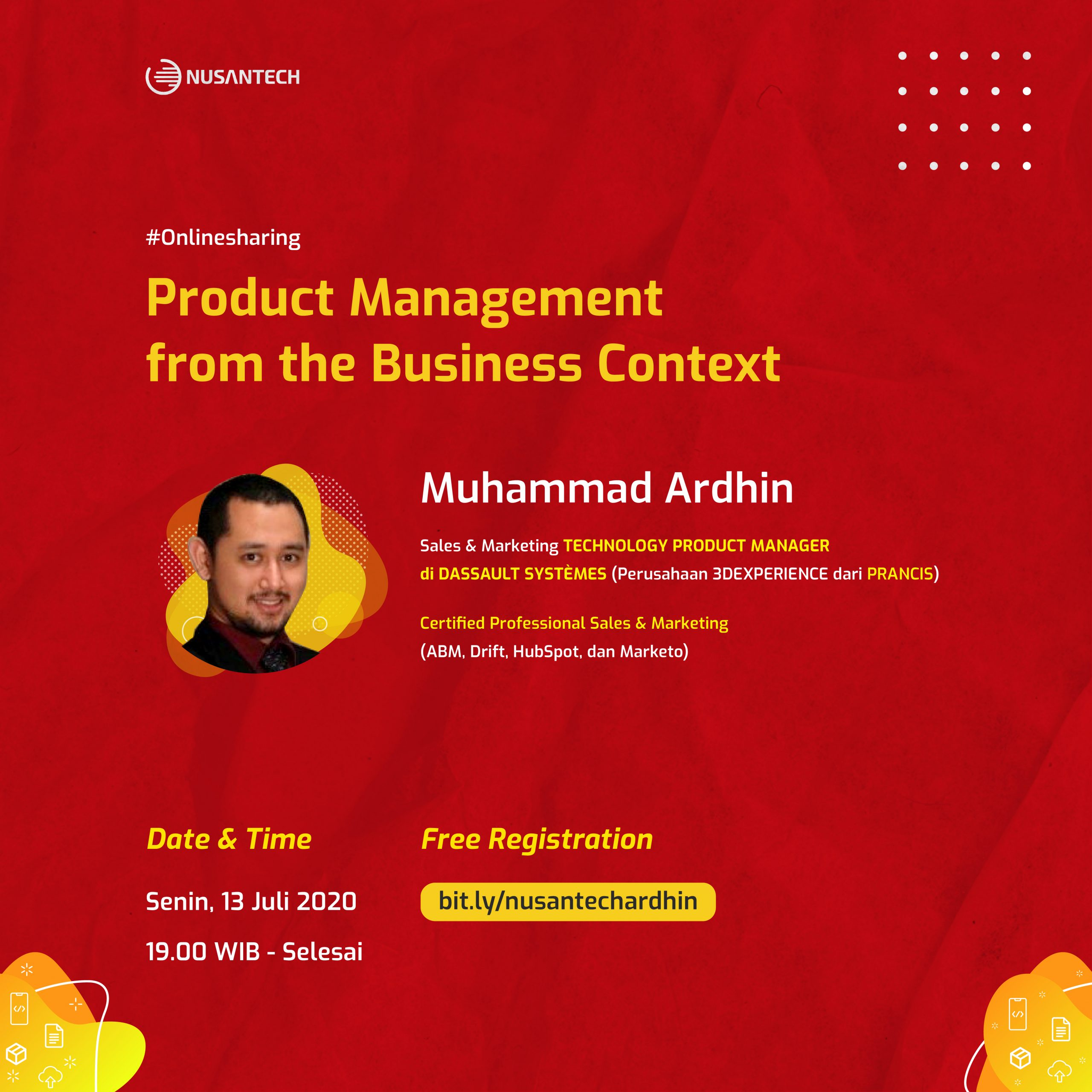 Product Management from the Business Context